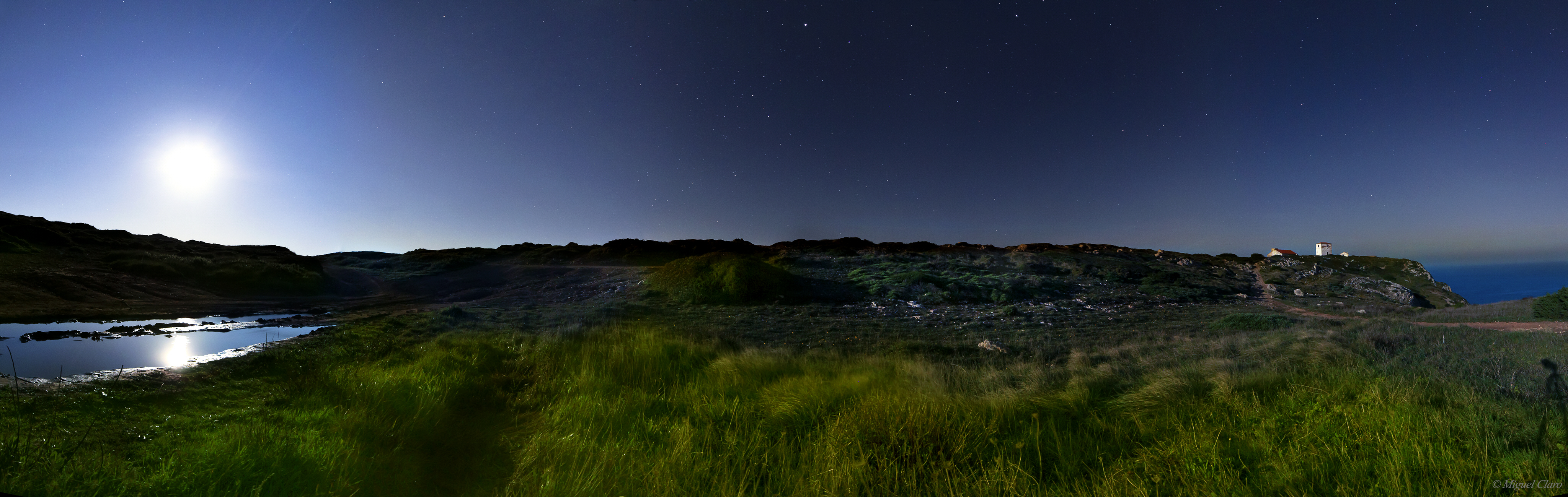 panoramic moon earth - photo #20