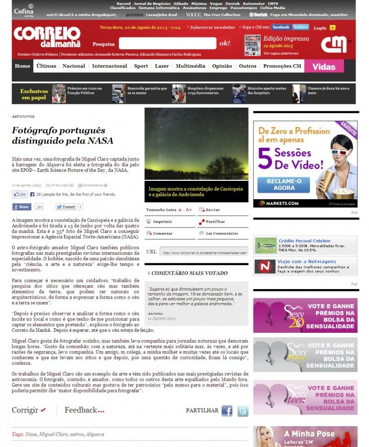 JornalCorreioManha-Online-10-08-2013-Inside
