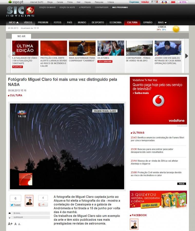 SICNoticias-09-08-2013-Front