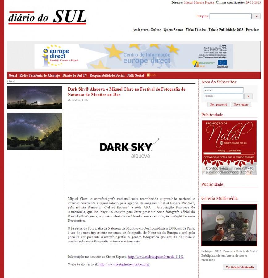 DiariodoSul-25-11-2013