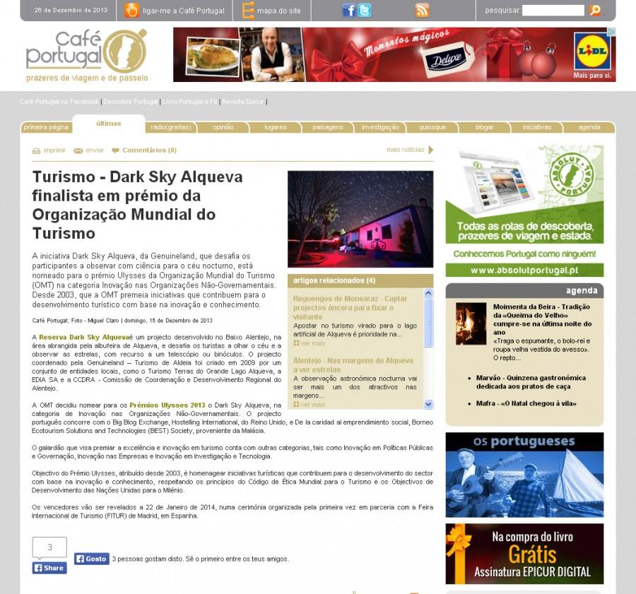 CafePortugal-NewsAstroturism-15-12-2013