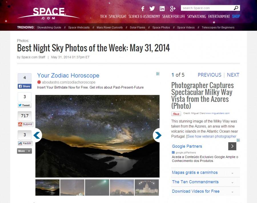 SpaceCom-BestofWeek-Azores-31-05-2014