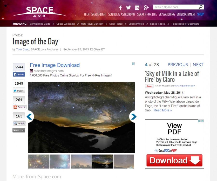 SpaceCom-IOD-Azores-28-05-2014
