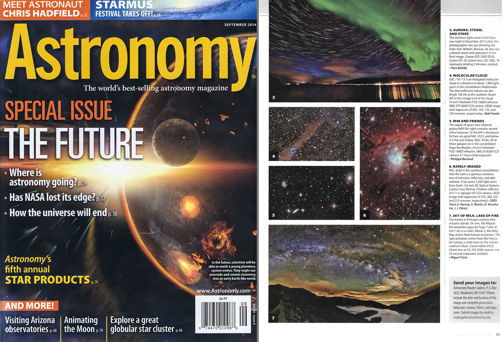 back issues astronomycom - HD 1765×1200