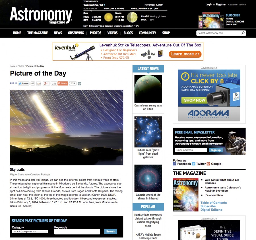 AstronomyPOD-31-10-2014