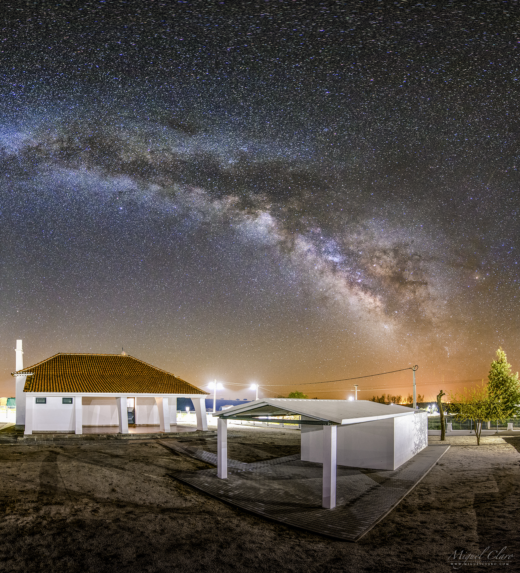 Night sky portfolio categories astrophotography by miguel claro cumeada in reguengos de monsaraz portugal is a small village where is located the headquarter of dark sky alqueva reserve the first starlight tourism fandeluxe Images