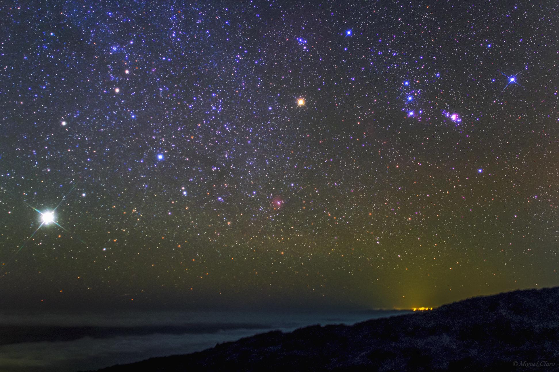 подметил, что созвездие сириус фото могут