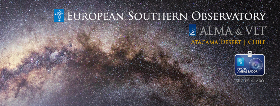 ESO – European Southern Observatory @ Astrophotography by