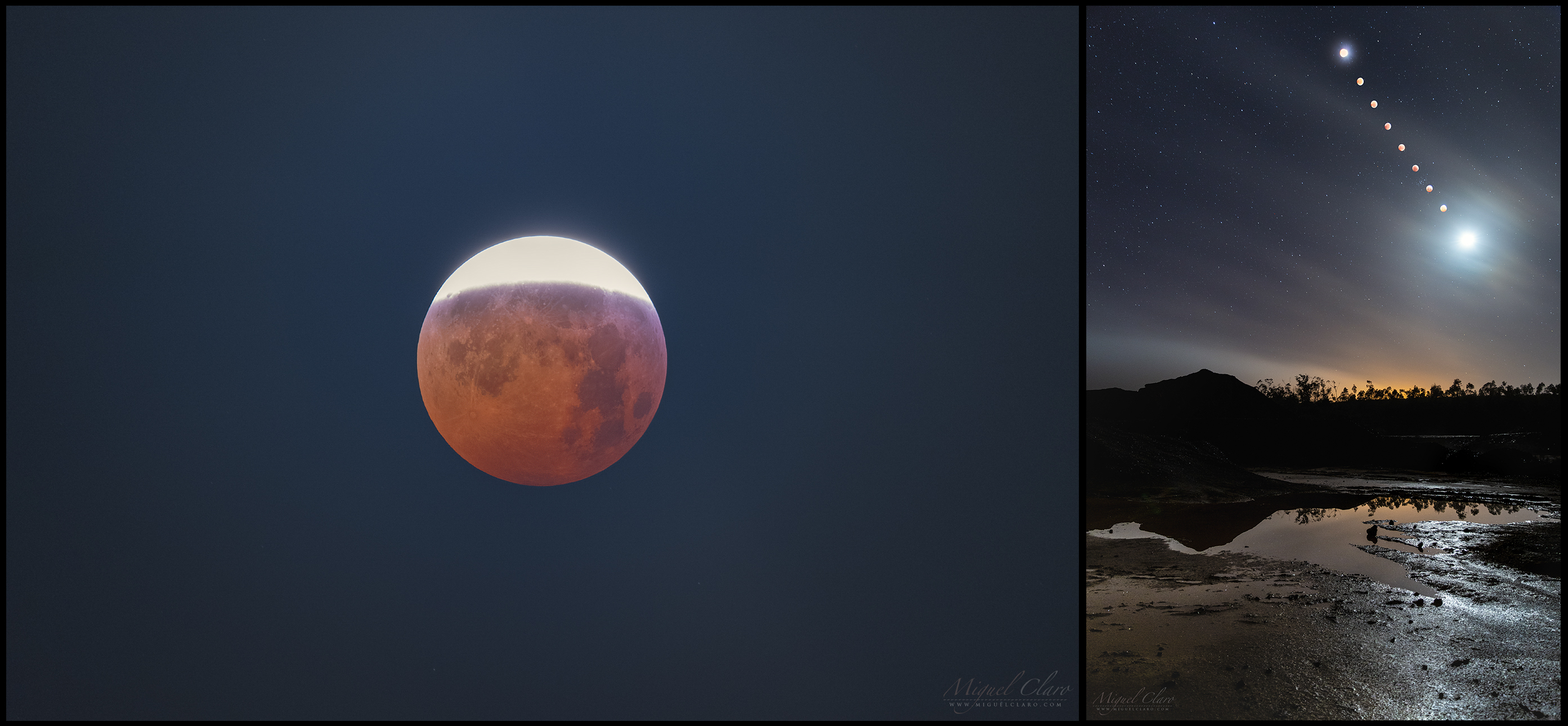 Eclipses on Earth @ Portfolio Categories @ Astrophotography