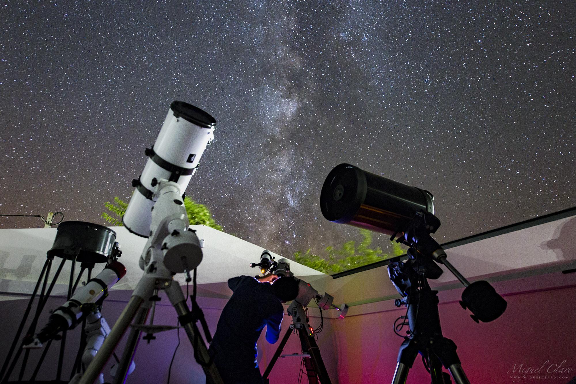 Professional Observatories in the World @ Portfolio